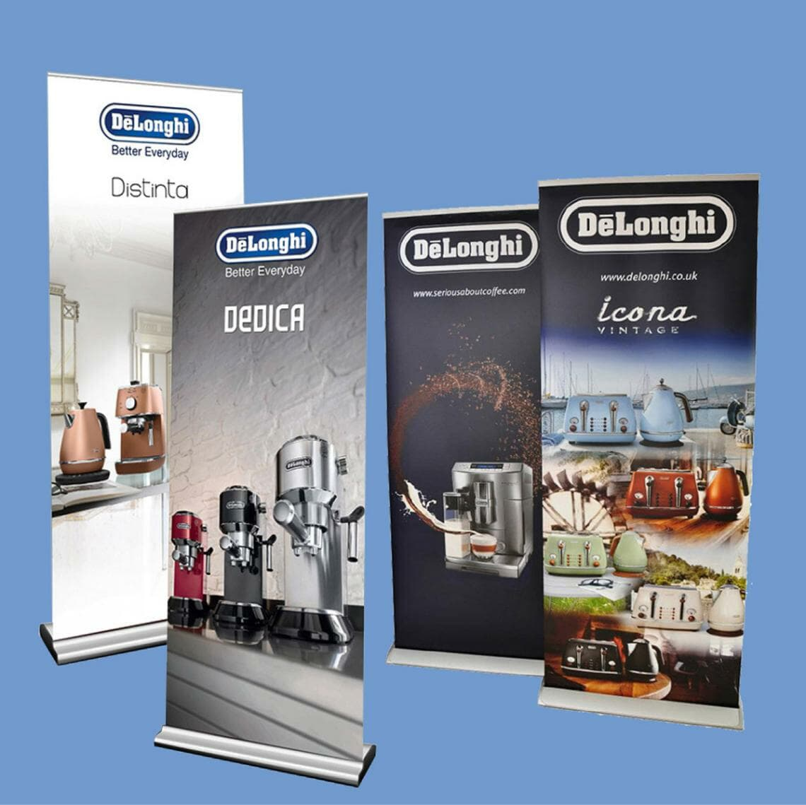 Banner stands Hampshire